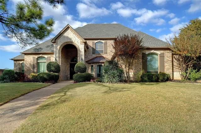 106 Harvard Drive, Southlake, TX 76092 (MLS #14480432) :: EXIT Realty Elite