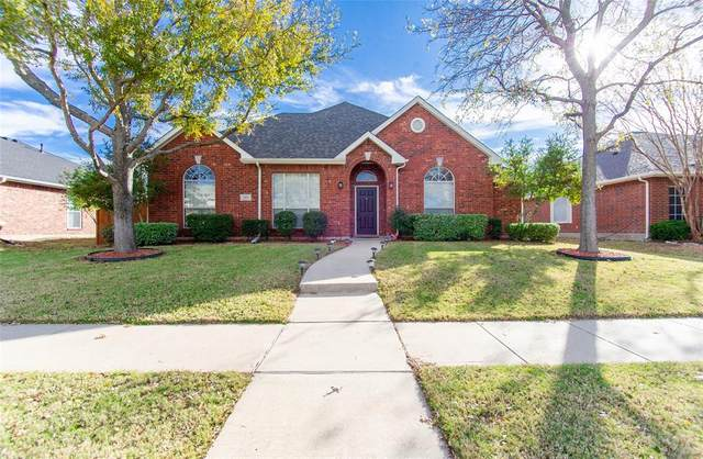 1804 Travis Drive, Allen, TX 75002 (#14480436) :: Homes By Lainie Real Estate Group