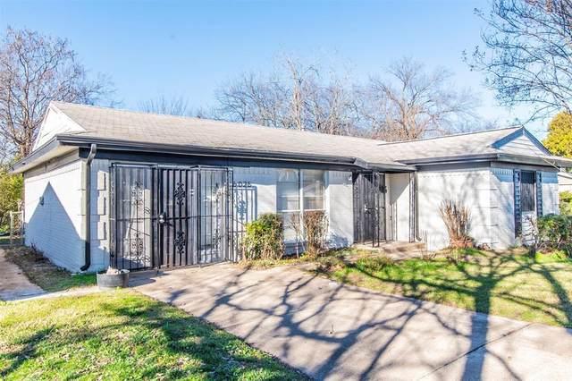 6025 Park Manor Drive, Dallas, TX 75241 (MLS #14480449) :: Real Estate By Design