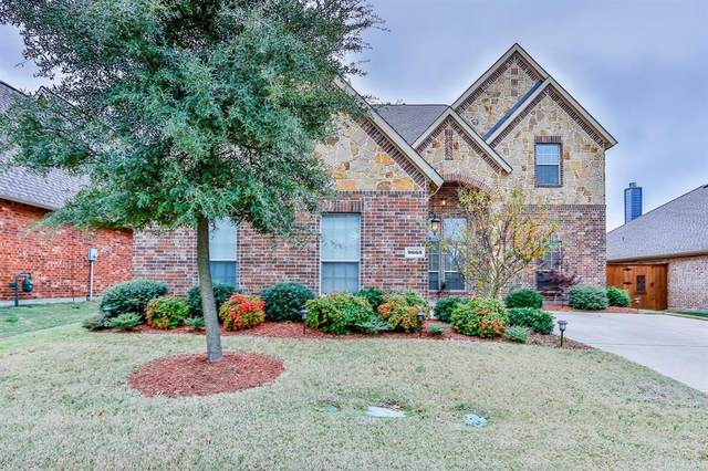 9663 Lance Drive, Frisco, TX 75035 (MLS #14480463) :: Keller Williams Realty