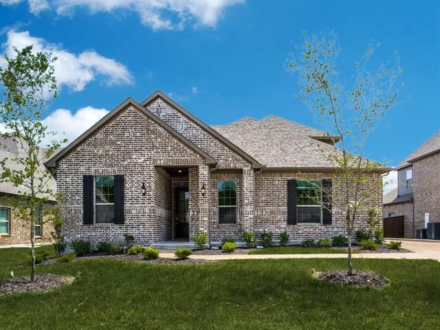 516 Sun Meadow Drive, Wylie, TX 75098 (MLS #14480488) :: The Tierny Jordan Network