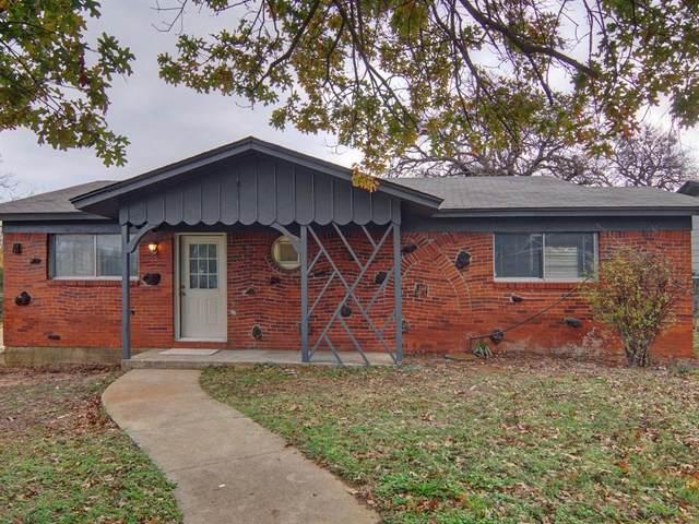4201 Burke Road, Fort Worth, TX 76119 (MLS #14480507) :: The Mauelshagen Group