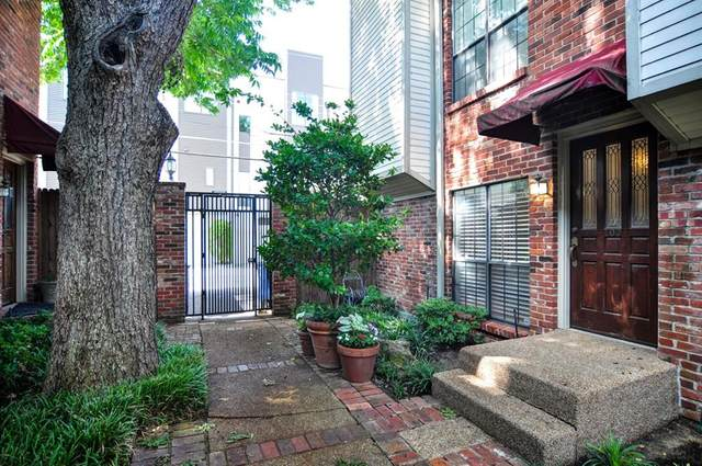 4130 Wycliff Avenue #105, Dallas, TX 75219 (MLS #14480521) :: Maegan Brest | Keller Williams Realty