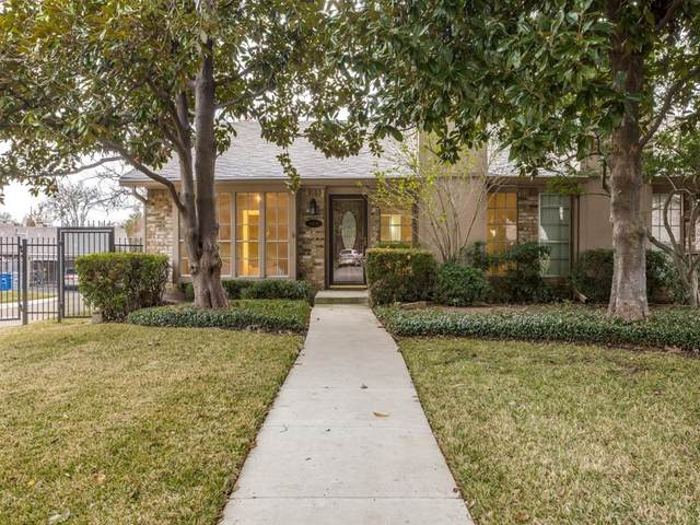 10803 Sandpiper Lane #8, Dallas, TX 75230 (MLS #14480551) :: All Cities USA Realty