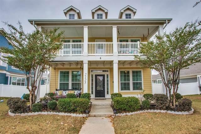 2125 Prospect Lane, Providence Village, TX 76227 (MLS #14480563) :: The Kimberly Davis Group