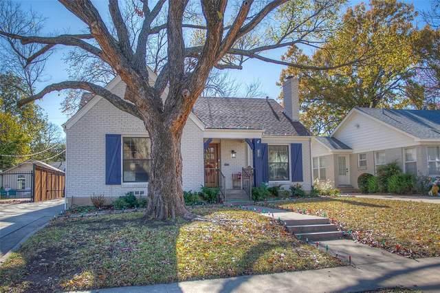 4317 El Campo Avenue, Fort Worth, TX 76107 (MLS #14480582) :: Keller Williams Realty
