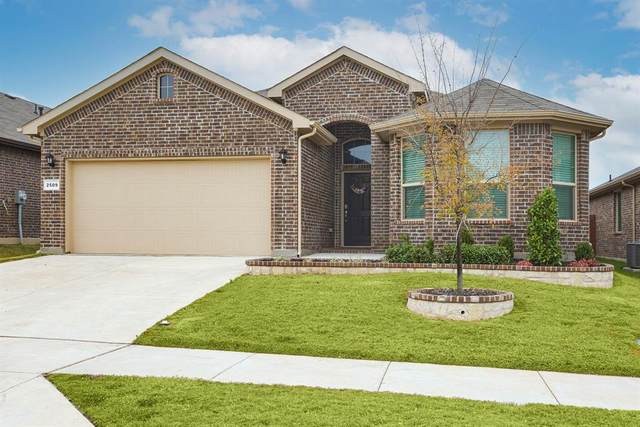 2509 Clay Creek Lane, Fort Worth, TX 76177 (MLS #14480607) :: The Good Home Team