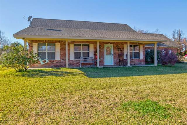 2883 Harwell Lake Road, Weatherford, TX 76088 (MLS #14480609) :: Bray Real Estate Group