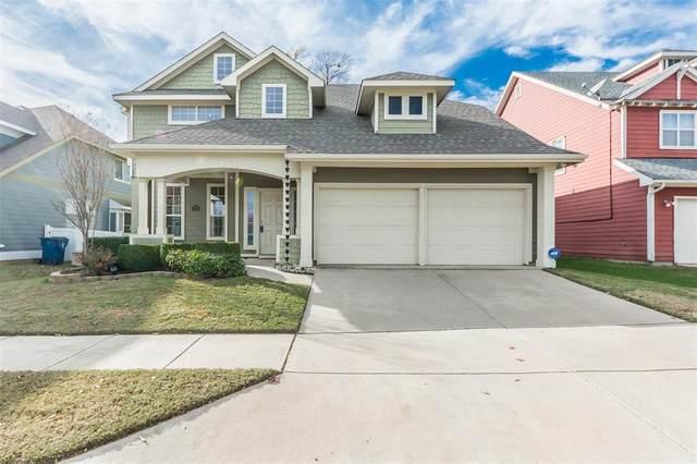 1709 Liberty Drive, Providence Village, TX 76227 (MLS #14480674) :: The Kimberly Davis Group