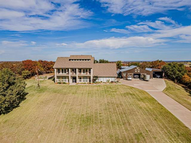 9221 Rainbow Hill Road, Tolar, TX 76476 (MLS #14480727) :: Bray Real Estate Group