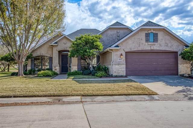 9809 Callaway Court, Denton, TX 76207 (MLS #14480841) :: The Kimberly Davis Group