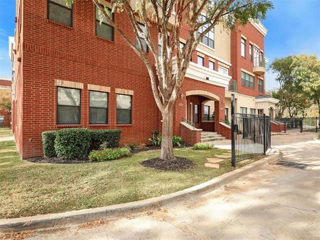 1207 Beaconsfield Lane #409, Arlington, TX 76011 (MLS #14480906) :: Keller Williams Realty