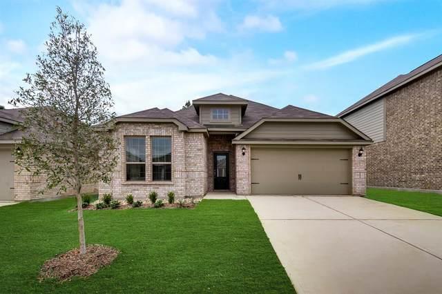 7456 Pleasant Oaks Street N, Fort Worth, TX 76120 (MLS #14480911) :: The Good Home Team