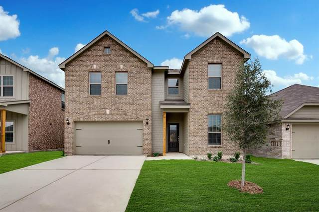 7444 Pleasant Oaks Street, Fort Worth, TX 76120 (MLS #14480936) :: Real Estate By Design