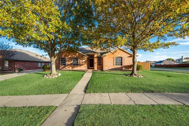 1011 Warrington Way, Forney, TX 75126 (MLS #14480948) :: All Cities USA Realty