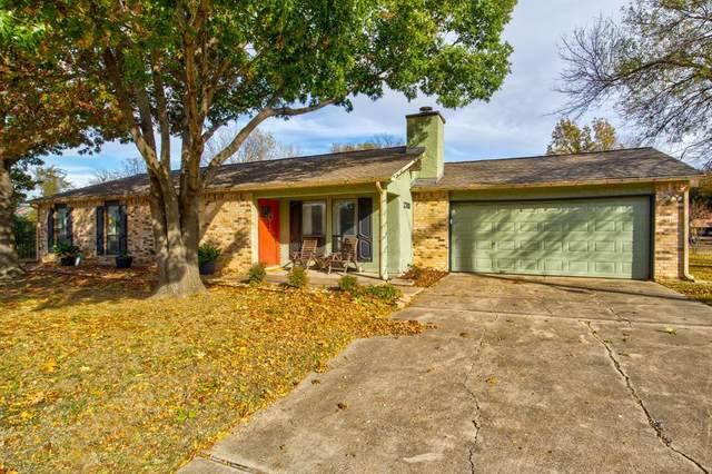 2701 Mill Pond Road, Denton, TX 76209 (MLS #14480952) :: Frankie Arthur Real Estate