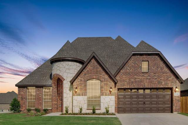 102 Saddle Ridge Drive, Godley, TX 76044 (MLS #14480959) :: Bray Real Estate Group