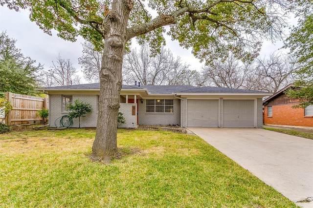 4711 Hope Street, River Oaks, TX 76114 (MLS #14480961) :: Real Estate By Design