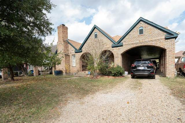 3251 Fairview Avenue, Dallas, TX 75223 (MLS #14480982) :: Frankie Arthur Real Estate