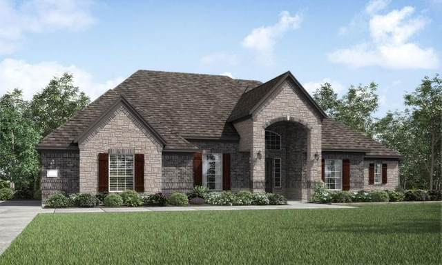 104 White Oak Drive, Krugerville, TX 76227 (MLS #14480987) :: The Good Home Team