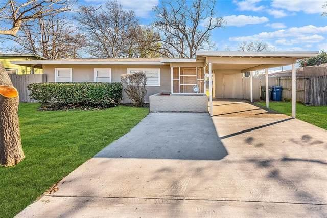 2004 S 5th Street, Garland, TX 75041 (MLS #14480989) :: The Mauelshagen Group