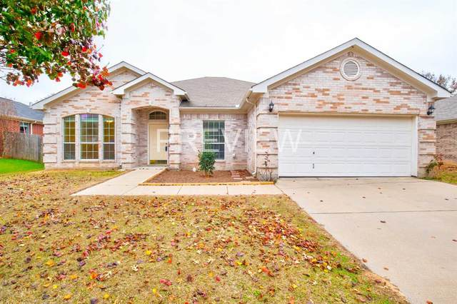 2422 Timber Cove Drive, Weatherford, TX 76087 (MLS #14481089) :: The Mauelshagen Group