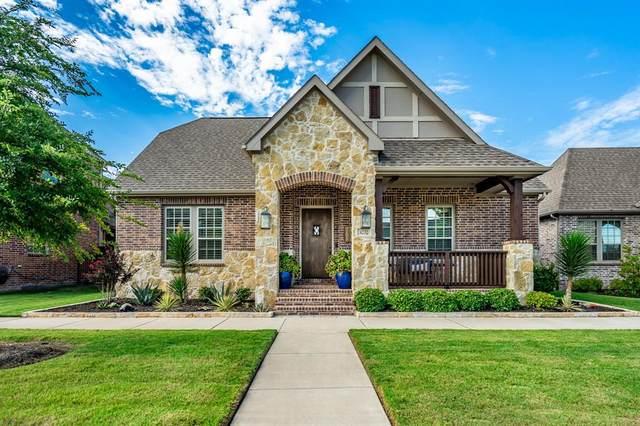 4232 Wellesley Avenue, Frisco, TX 75034 (MLS #14481120) :: The Kimberly Davis Group