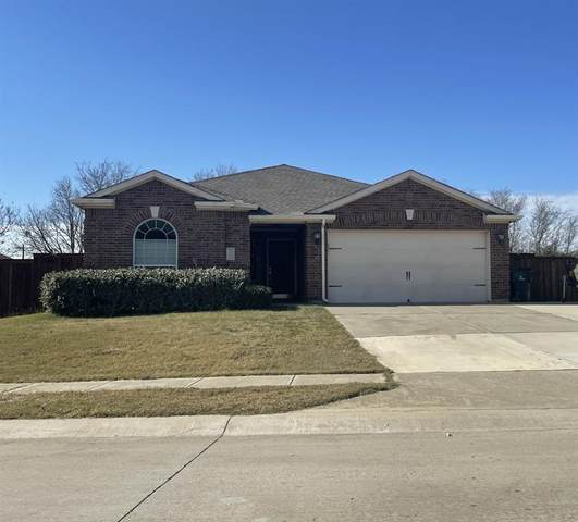 1000 Primrose Drive, Sanger, TX 76266 (MLS #14481136) :: The Good Home Team