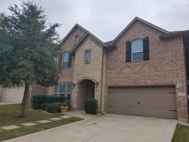 2324 Ranchview Drive, Little Elm, TX 75068 (MLS #14481151) :: The Good Home Team