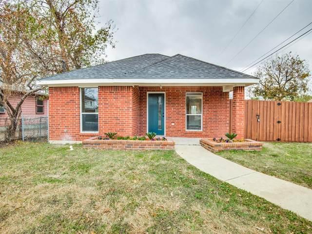 1403 Dennison Street, Dallas, TX 75212 (MLS #14481171) :: Frankie Arthur Real Estate