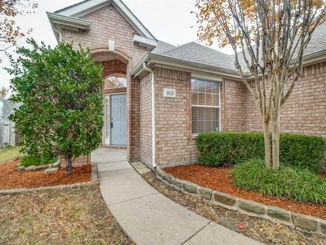 1029 Broken Spoke Drive, Little Elm, TX 75068 (MLS #14481187) :: Frankie Arthur Real Estate