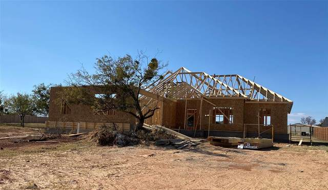174 Newhouse Drive, Abilene, TX 79606 (MLS #14481192) :: Keller Williams Realty