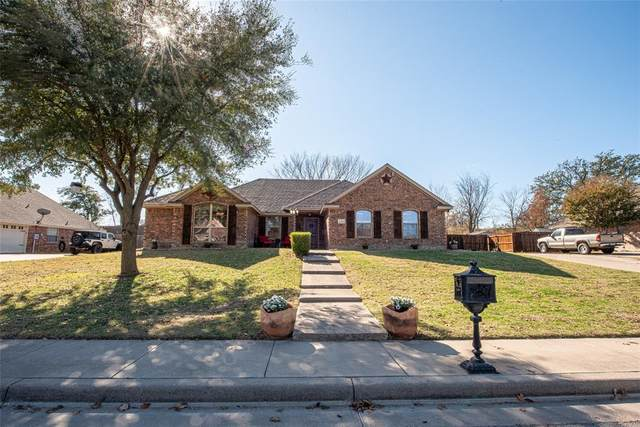 2210 Quail Ridge Drive, Weatherford, TX 76087 (MLS #14481232) :: The Mauelshagen Group