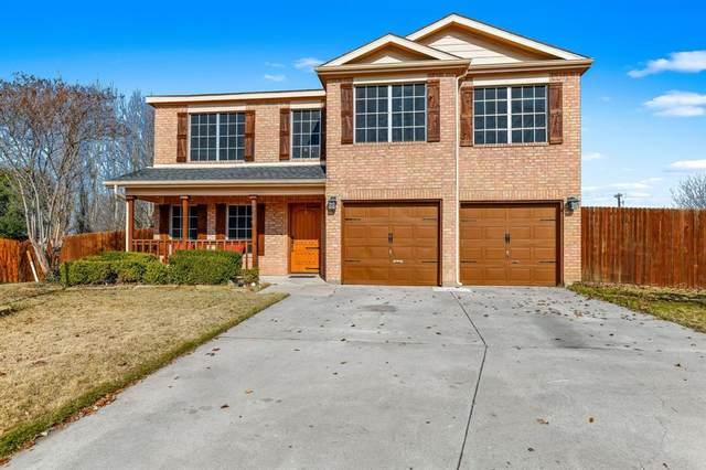 2459 Tisbury Way, Little Elm, TX 75068 (MLS #14481256) :: The Hornburg Real Estate Group