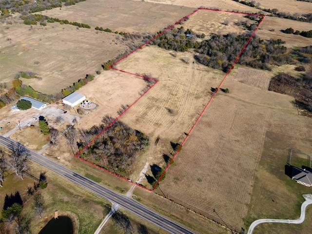 22.46 A Fm 513, Lone Oak, TX 75453 (MLS #14481293) :: Frankie Arthur Real Estate