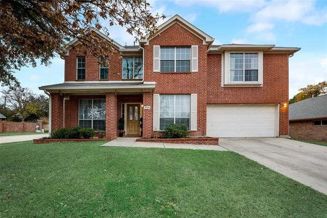 3524 Saint Johns Drive, Denton, TX 76210 (MLS #14481309) :: Keller Williams Realty