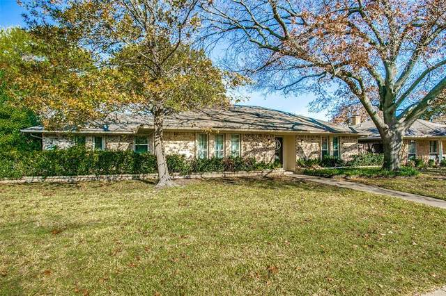 2735 N Colfax Circle, Plano, TX 75075 (MLS #14481396) :: Robbins Real Estate Group