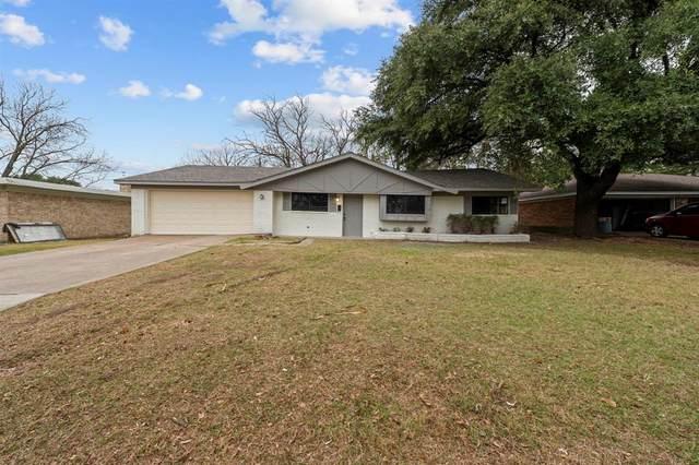321 Walnut Street, Terrell, TX 75160 (MLS #14481443) :: All Cities USA Realty