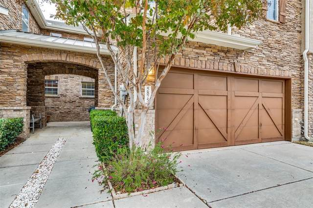 5875 Clearwater Court, The Colony, TX 75056 (MLS #14481511) :: Frankie Arthur Real Estate
