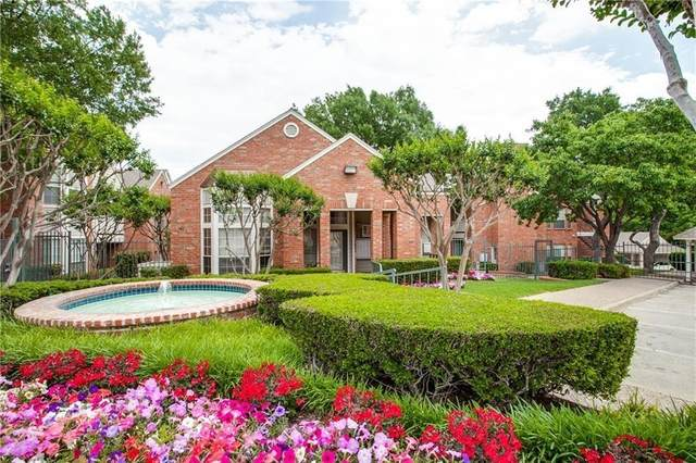 12660 Hillcrest Road #7208, Dallas, TX 75230 (MLS #14481576) :: The Hornburg Real Estate Group