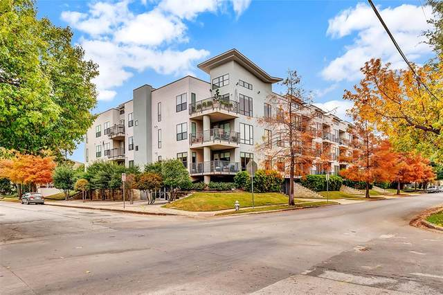 4040 N Hall Street #101, Dallas, TX 75219 (MLS #14481577) :: The Hornburg Real Estate Group