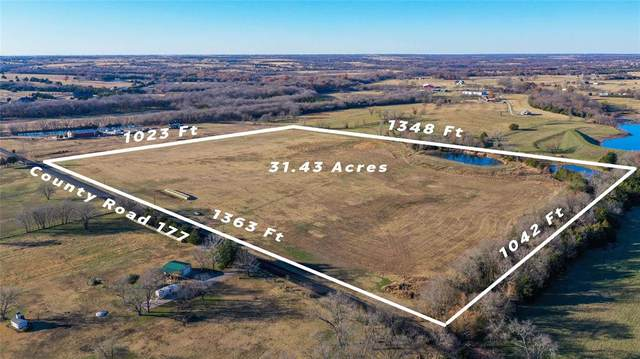 3860 County Road 177, Anna, TX 75409 (MLS #14481593) :: Trinity Premier Properties