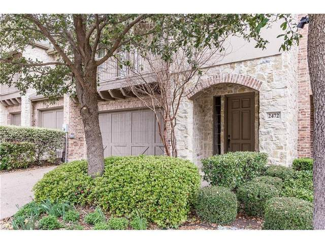 2472 Greymoore Drive, Frisco, TX 75034 (MLS #14481607) :: Real Estate By Design