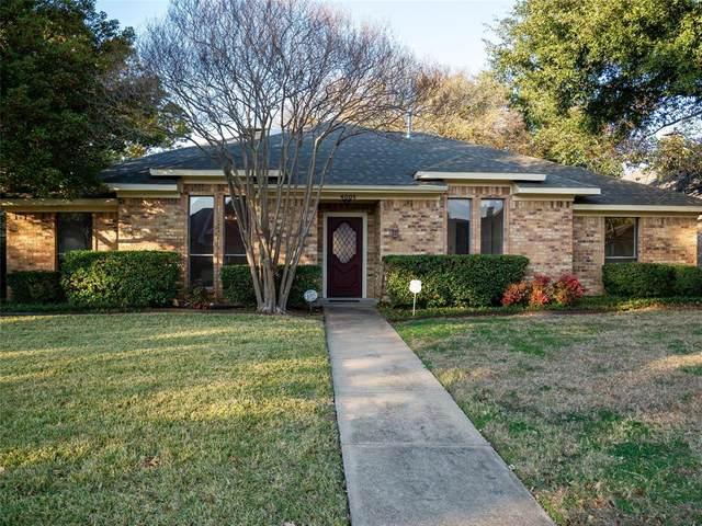 4005 Bobbin Lane, Addison, TX 75001 (MLS #14481641) :: Frankie Arthur Real Estate
