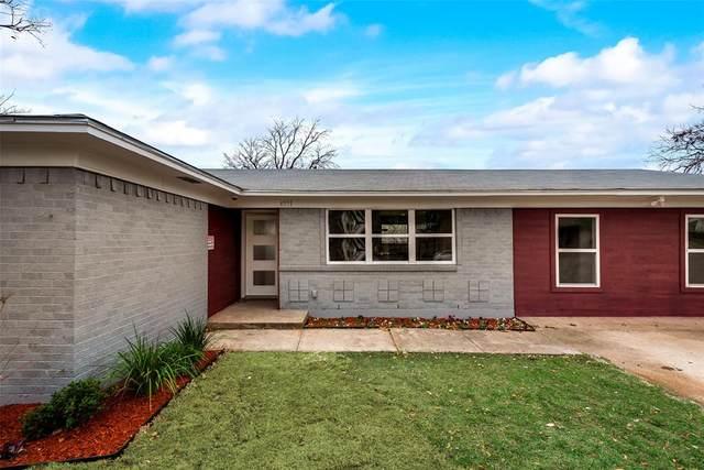 4951 Eastgate Circle, Dallas, TX 75216 (MLS #14481736) :: Frankie Arthur Real Estate