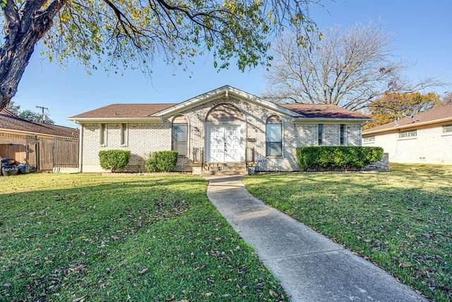 5019 Blanchard Drive, Dallas, TX 75227 (MLS #14481745) :: Frankie Arthur Real Estate