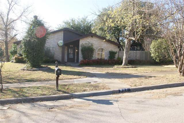 607 Southwood Court D, Duncanville, TX 75137 (MLS #14481753) :: The Hornburg Real Estate Group