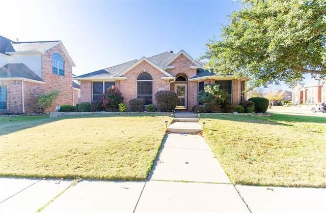 1600 Overcup, Keller, TX 76248 (MLS #14481762) :: Frankie Arthur Real Estate