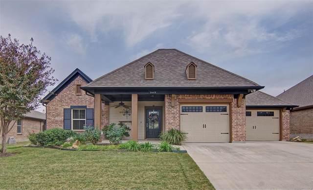 509 Magnolia Parkway, Benbrook, TX 76126 (MLS #14481772) :: Frankie Arthur Real Estate