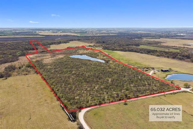 TBD W Weinberger Road, West, TX 76691 (MLS #14481785) :: EXIT Realty Elite